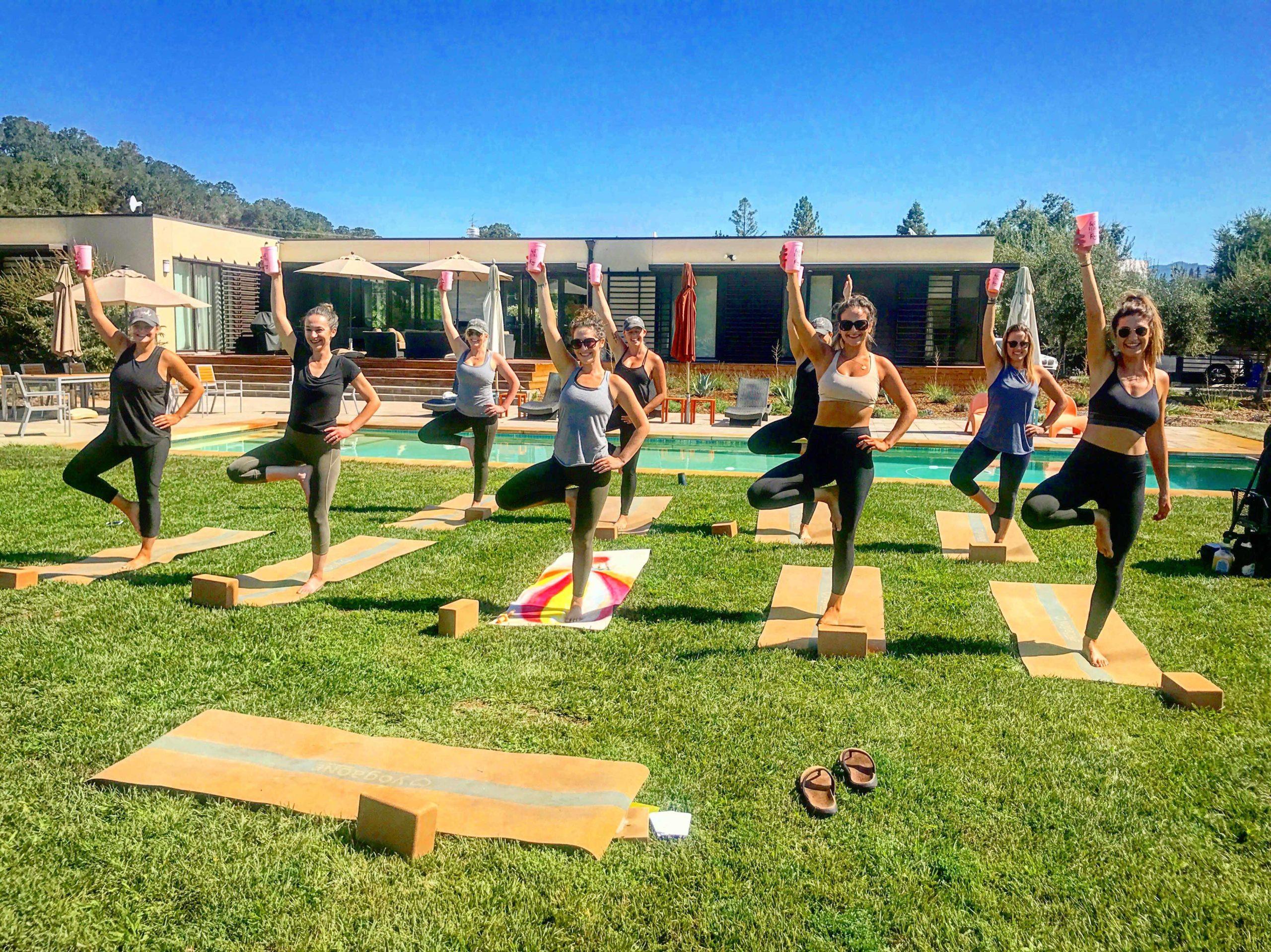 Bachelorette Party Private Yoga